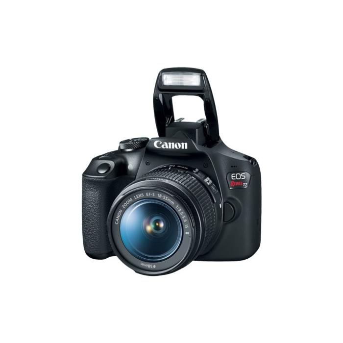 Canon EOS Rebel T7 w/ 18-55mm IS