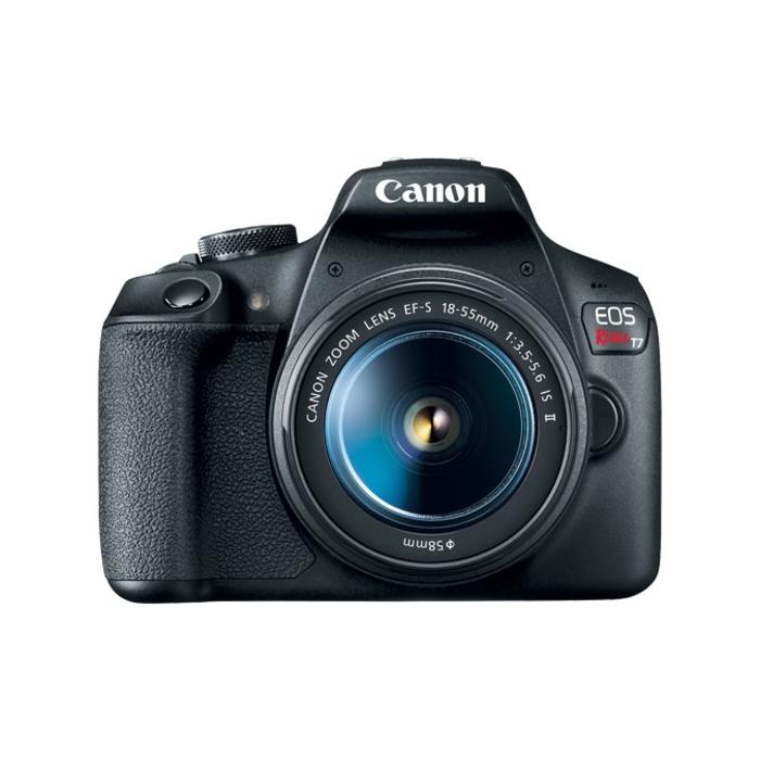 Canon EOS Rebel T7 w/ 18-55mm IS
