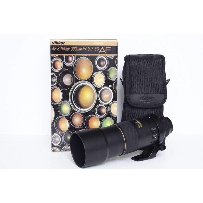 AF-S Nikkor 300mm F/4 D IF-Ed