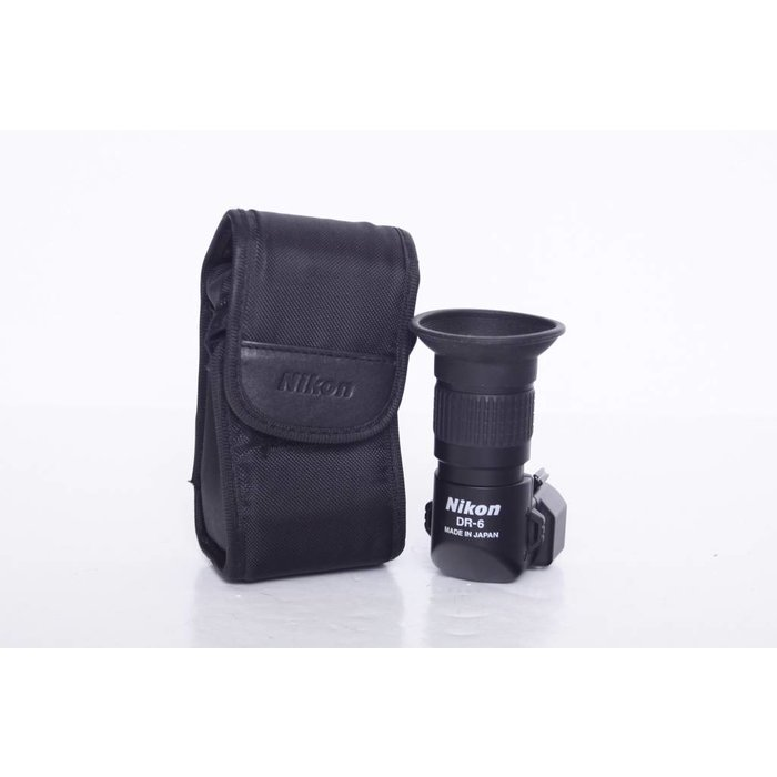Nikon DR-6 Rectangular Right Angle Viewfinder