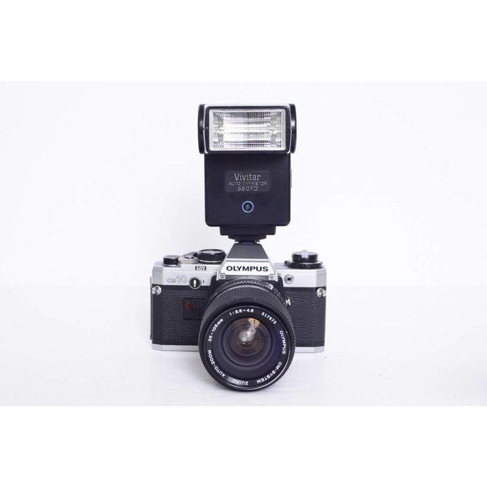 Olympus OM-10 w/ 35-105mm f/3.5-4.5