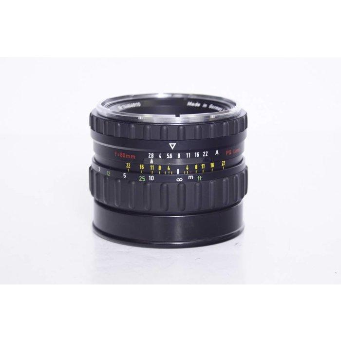 Rollei 80mm f/2.8 Planar PQ HFT