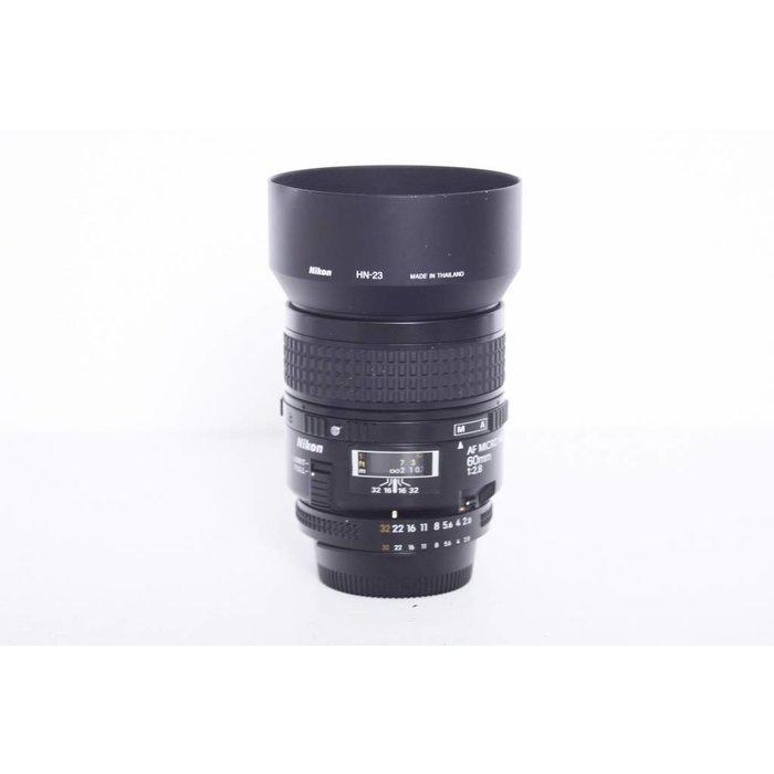 Nikon AF 60mm f/2.8 Micro