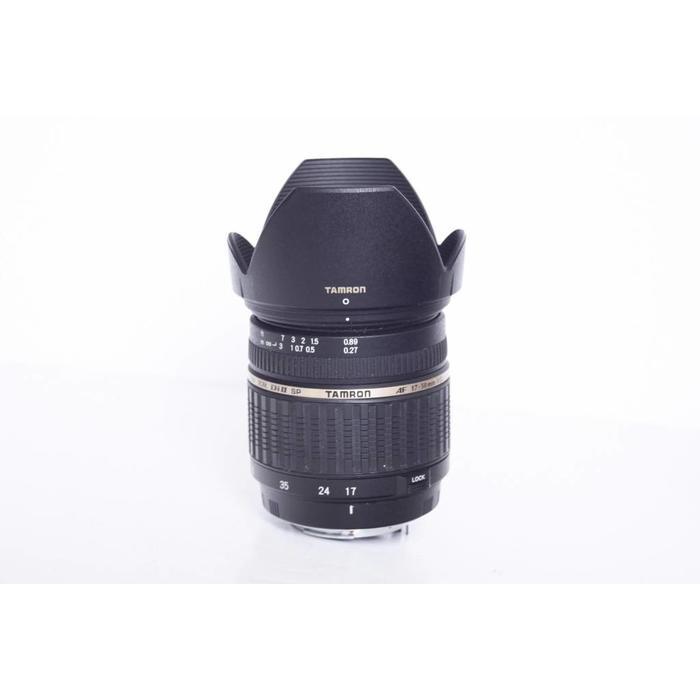 Tamron 17-50mm f/2.8 - Pentax