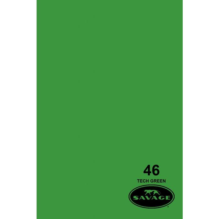 "Savage 53""  Seamless Paper Tech Green"