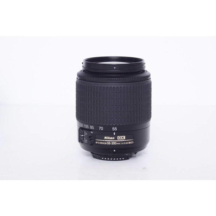 Nikon AF-S 55-200mm f/4-5.6G