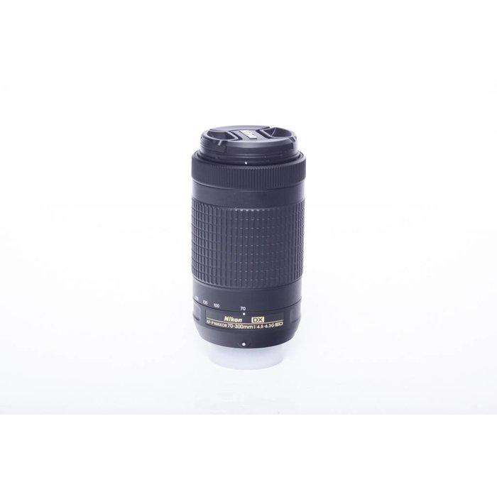 Nikon AF-P 70-300mm f4.5-6.3G DX