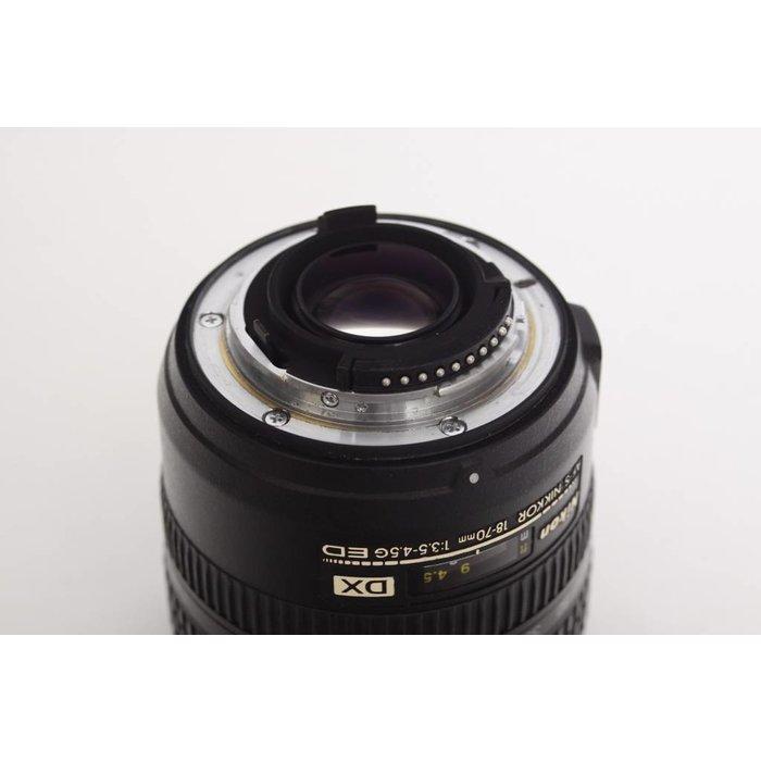 Nikon AF-S 18-70mm f/3.5-4.5G ED