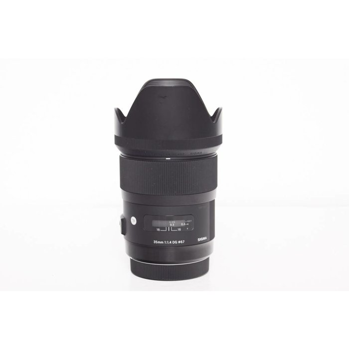 Sigma 35mm f/1.4 Art DG HSM - Canon