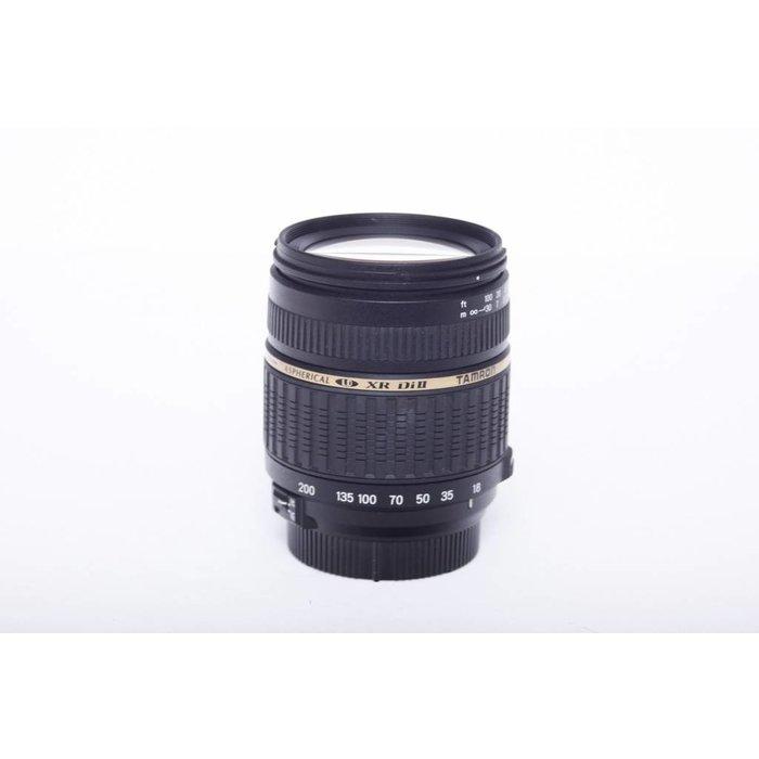 Tamron 18-200mm f/3.5-6.3 IF XR DiII - Nikon