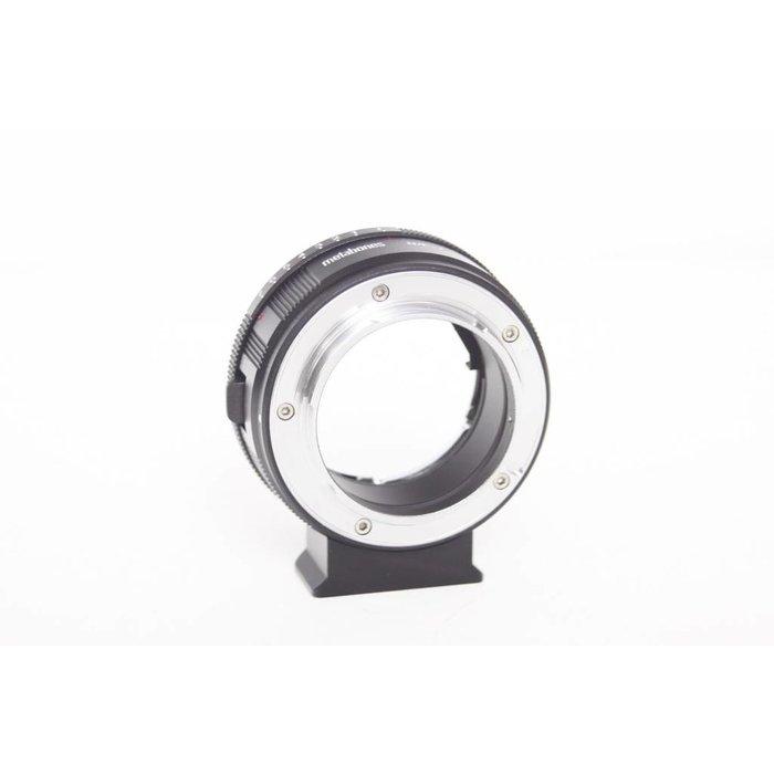 Metabones Nikon G/F to Sony E-mount (Black)