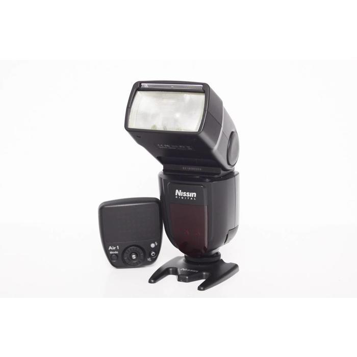 Nissin Di700A & Air Kit - Nikon