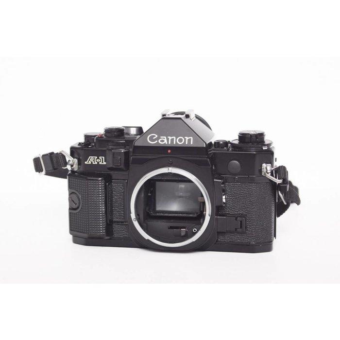 Canon A-1 Black Body