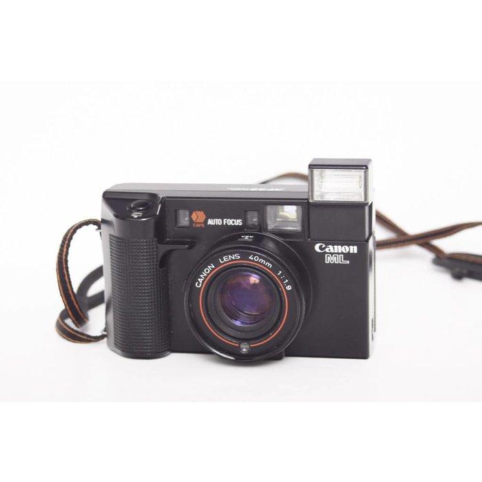 Canon ML AF35mm Camera 40mm f1.9 lens
