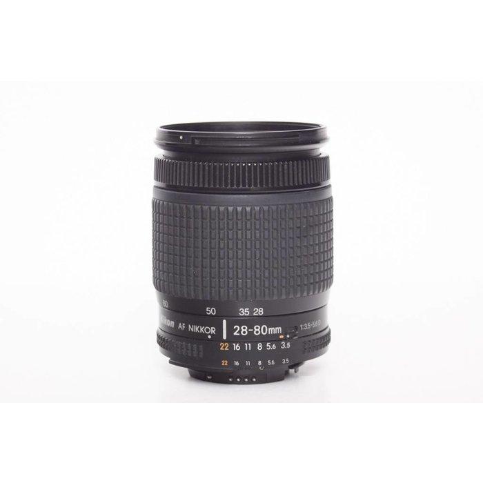 Nikon AF 28-80mm f3.5-5.6D