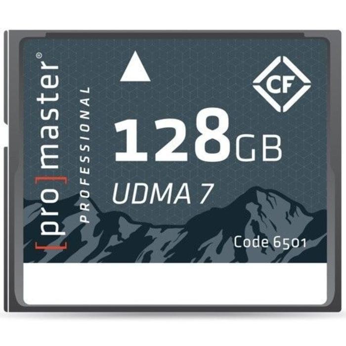 ProMaster CF 128GB Pro Rugged UDMA7