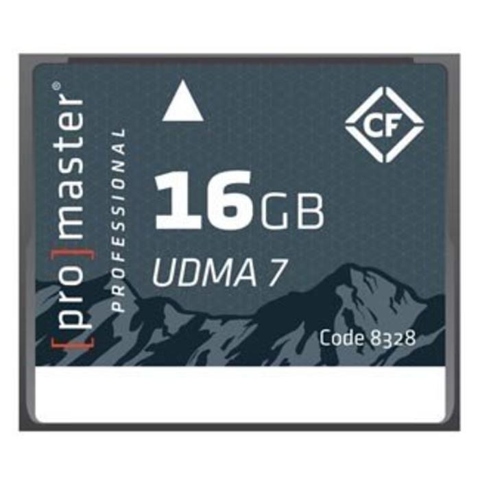 ProMaster CF 16GB Pro Rugged UDMA7
