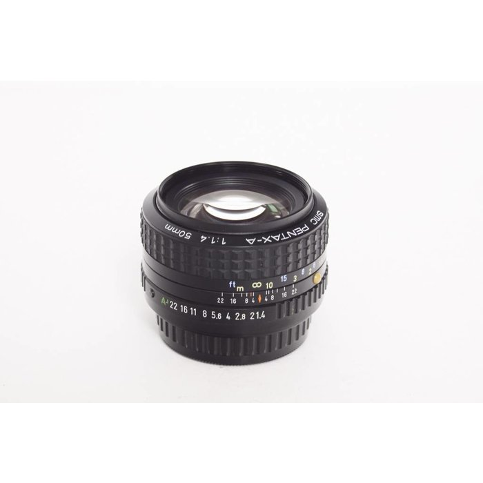 SMC Pentax-A 50mm 1.4