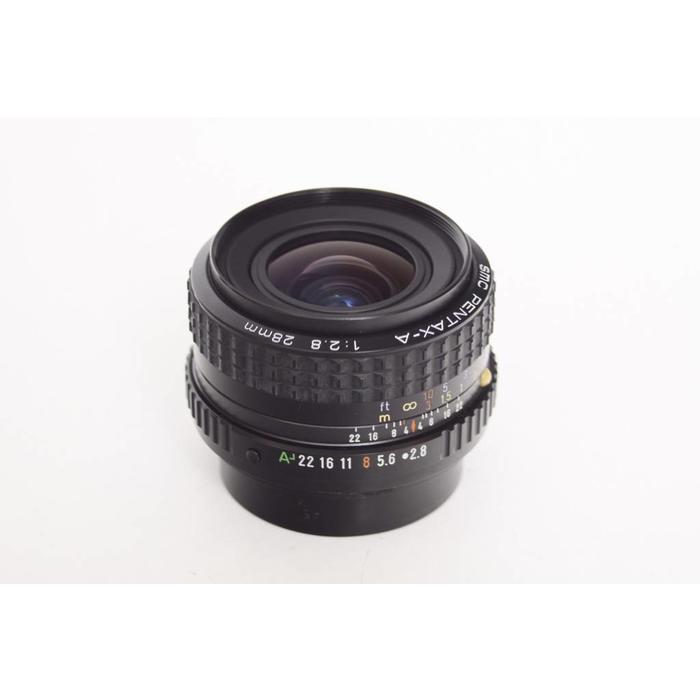 SMC Pentax-A 28mm f2.8