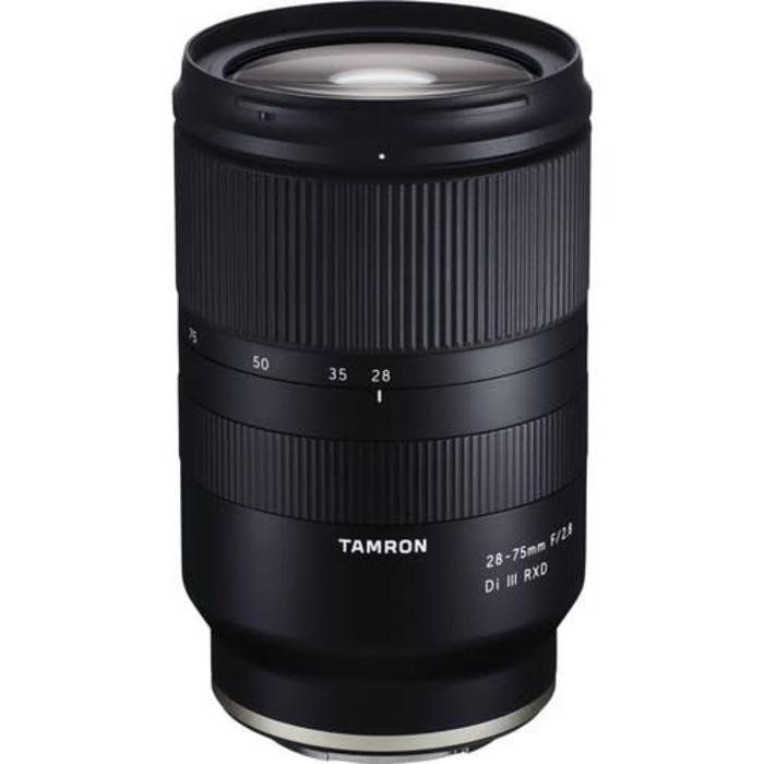 Tamron 28-75mm f/2.8 Di III RXD Lens for Sony