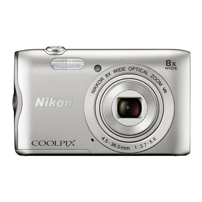 Nikon Coolpix A300 (Silver)