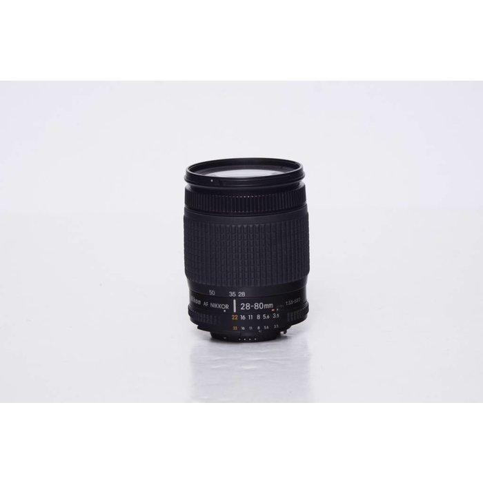 Nikon 28-80mm f/3.5-5.6D AF