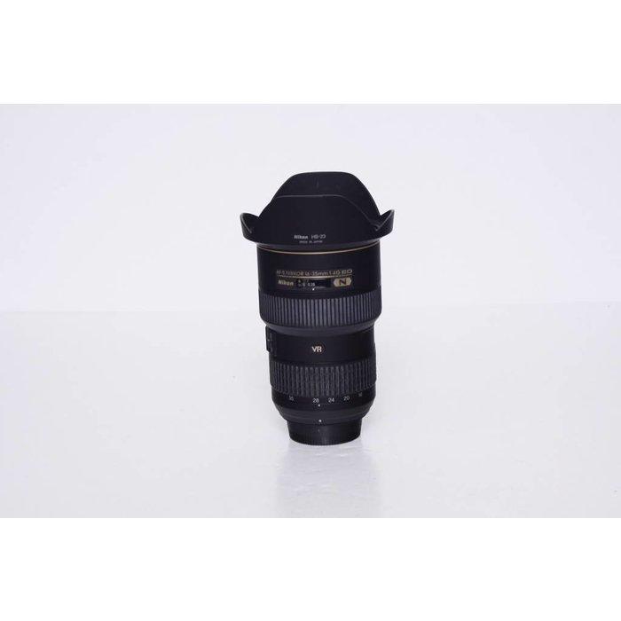Nikon AF-S 16-35mm f/4 ED VR