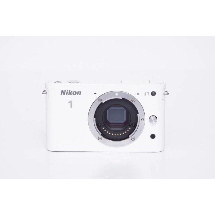 Nikon  J1 Body - White