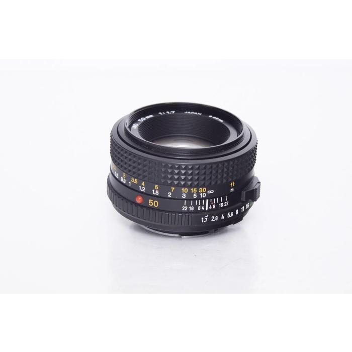 Minolta MD 50mm f/1.7