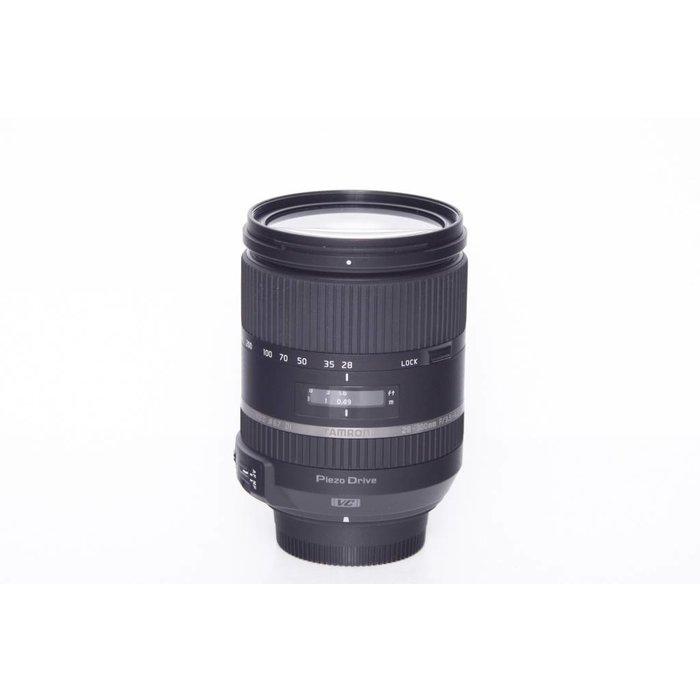 Tamron 28-300mm f/3.5-6.3 Di VC PZD - Nikon