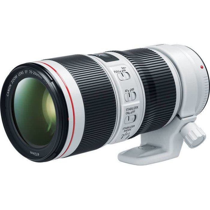 Canon EF 70-200mm f/4L IS II USM Lens (pre-order)