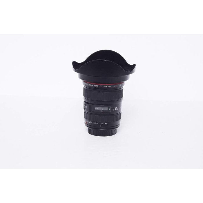 Canon EF 17-40mm f/4L US