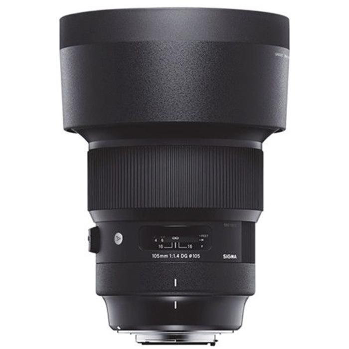 Sigma 105mm f/1.4 Art DG HSM (Sony E)