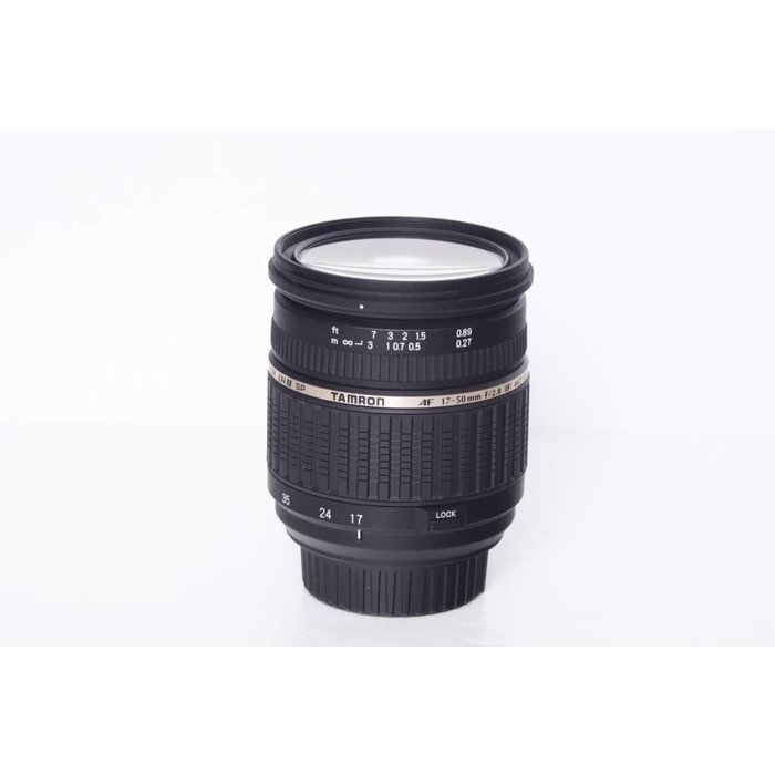 Tamron SP AF 17-50mm f/2.8 Di II VC - Nikon