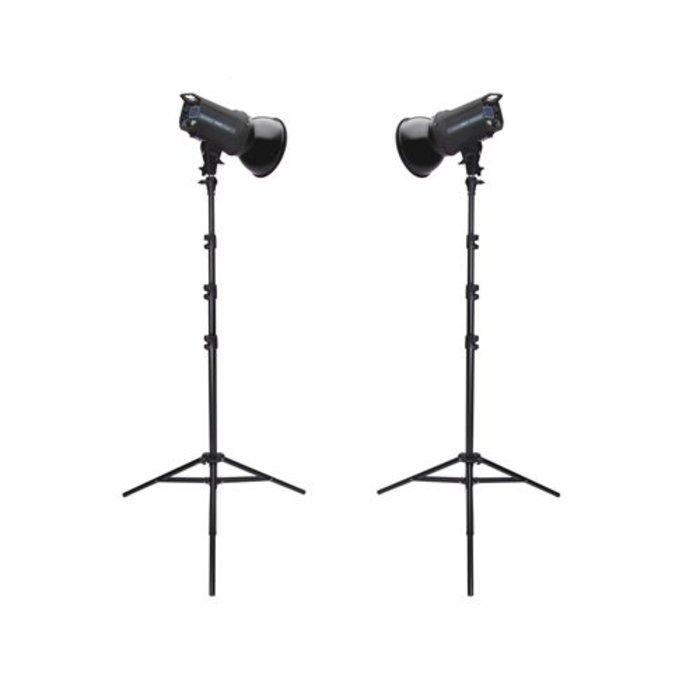 PL400 Monolight 3-Light Kit - 400 WS