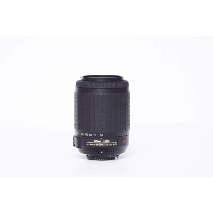 Nikon DX 55-200mm f/4-5.6G ED