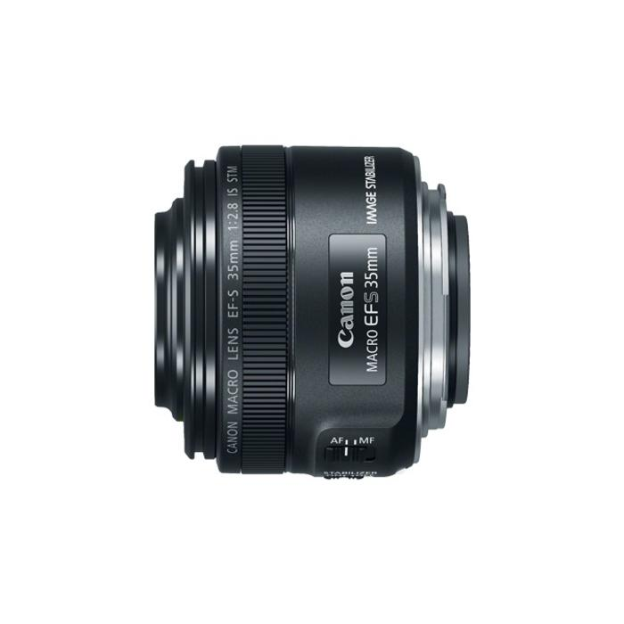 Canon EF-S 35mm f/2.8 Macro IS STM w/LED