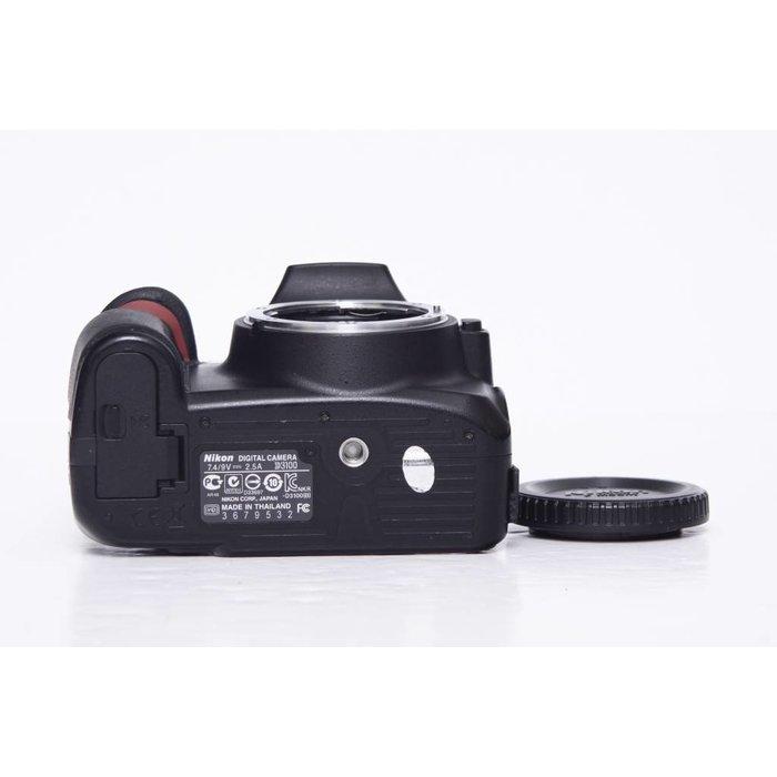 Nikon D3100 Body Only: Broke Flash