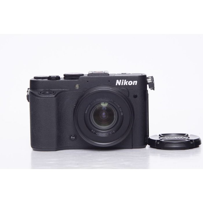 Nikon P7700 with WC-E75 Wide Angle Converstion Lens
