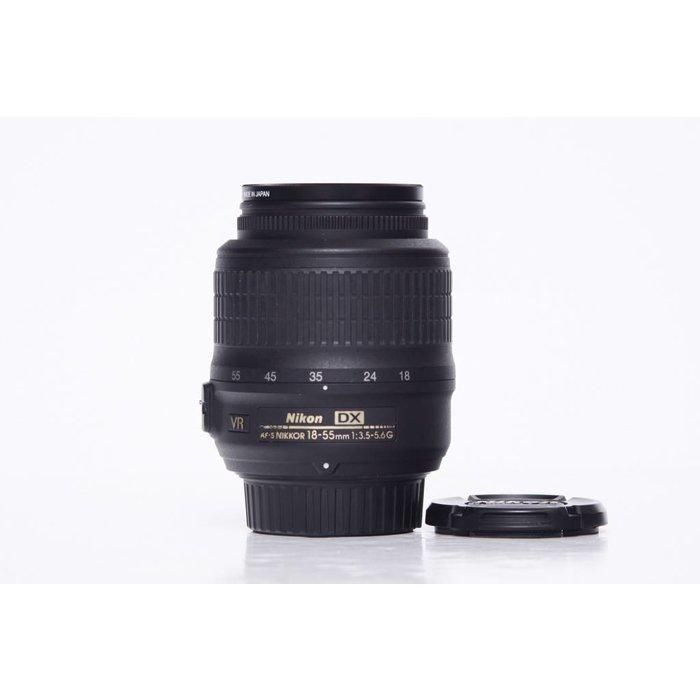 Nikon AF-S 18-55 F/3.5-5.6G DX VR