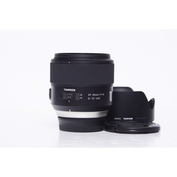 Tamron SP 35mm f/1.8 Di VC USD - Nikon Mount
