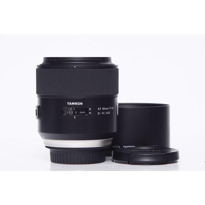 Tamron SP 85mm f/1.8 Di VC USD - Canon Mount