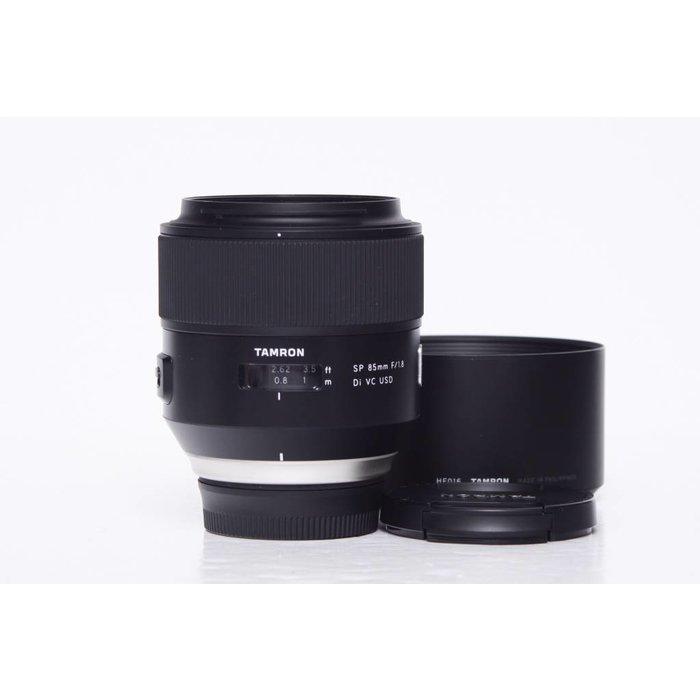 Tamron SP 85mm f/1.8 Di VC USD - Nikon Mount