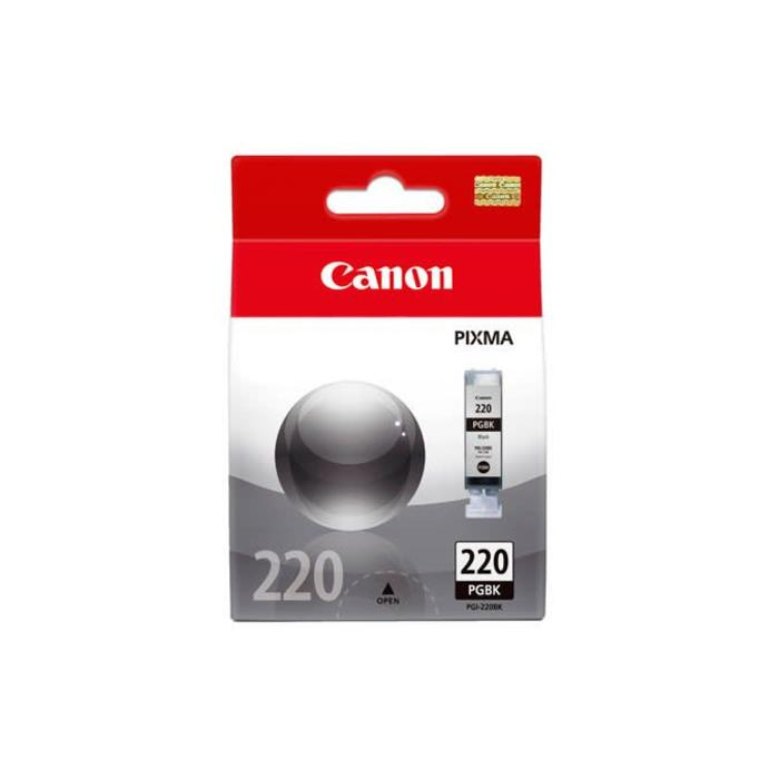 Canon PGI-220PGBK Pigment Black Ink