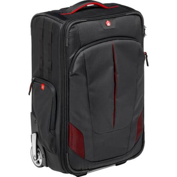 Manfrotto Pro Light Reloader-55 Camera Roller Bag (Black)