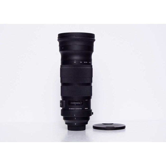 Sigma 120-300mm f/2.8 DG Sport- Nikon Mount (Does Not Come With Lens Hood)