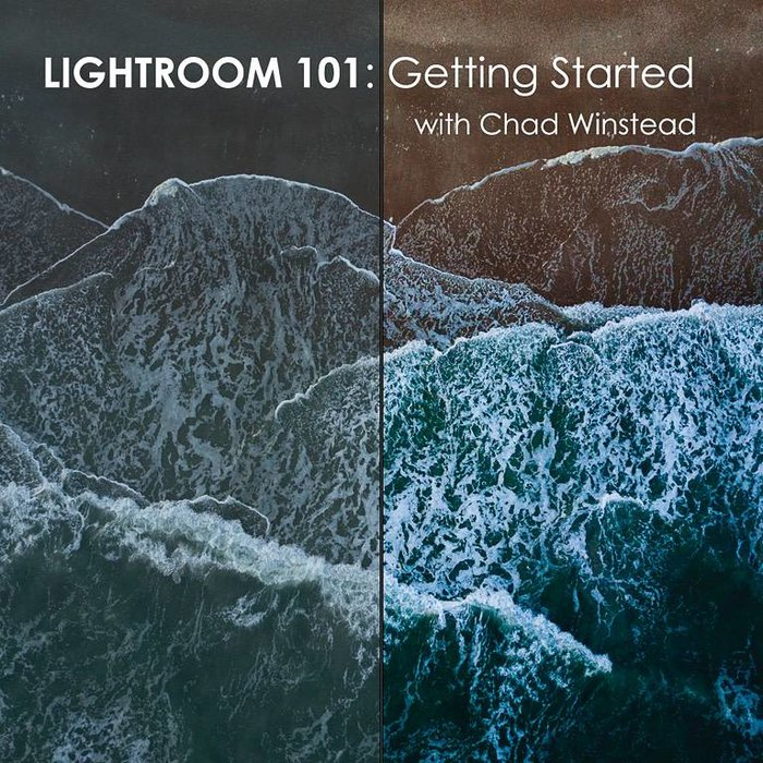 Lightroom 101: Getting Started (Sept 18, 2018)