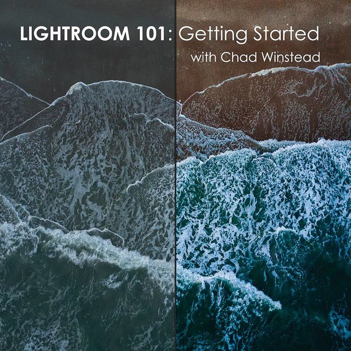 Lightroom 101: Getting Started (Oct 9, 2018)