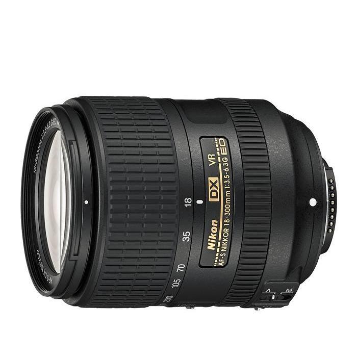 Nikon DX 18-300mm f/3.5-5.6 AF-S VR