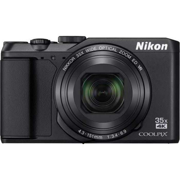 Nikon Coolpix A900 - Black